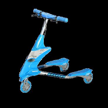 Trikke T5 JoGo - Карвинговый трехколесный самокат для детей